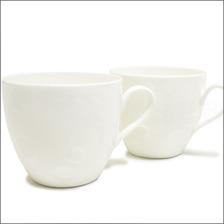 TIFFANY&CO. ムーン マグカップ WHITE画像