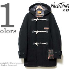 Wild Things × KATO` プリマロフトダッフルコート 13FWWT045画像