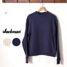 Jackman JM7720 WAFFLE MID-NECK画像