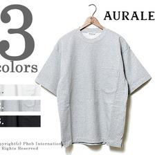 AURALEE STAND-UP TEE A6ST01SU画像