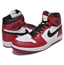 "NIKE AIR JORDAN I HIGH THE RETURN ""CHICAGO"" ""LIMITED EDITION for NONFUTURE"" WHT/RED/BLK 768861-601画像"