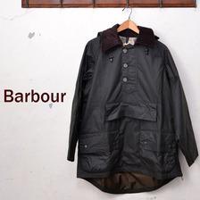 Barbour NEW LONGSHOREMAN SAGE画像