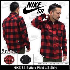 NIKE SB Buffalo Plaid L/S Shirt 707849画像