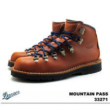 Danner 33271 MOUNTAIN PASS CEDER画像