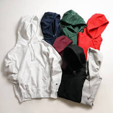 Champion REVERSE WEAVE #S101 PULLOVER HOOD画像