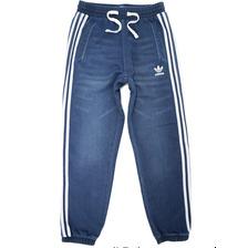 apilar interrumpir antecedentes  取り扱い/価格比較:adidas Originals French Terry Denim Slim Track Sweat Pant Indigo  アディダス AJ7732通販情報-Good-t.net