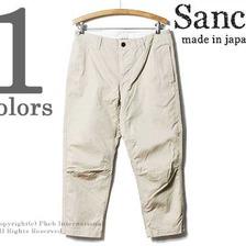 Sanca CHINO CROPPED S16SPT06画像