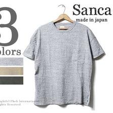 Sanca ドルマンスリーブポケットTシャツ S16STS09画像