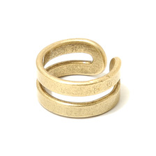hobo Brass Open Ring Narrow HB-A2409画像