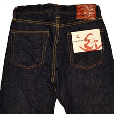 ETERNAL 891 タイトテーパードストレート 5ポケットジーンズ画像