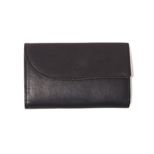 hobo Oiled Leather Trifold Wallet M HB-W2402画像