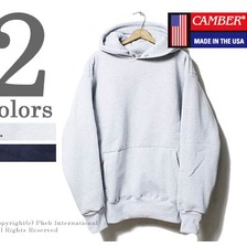 CAMBER Industrial Workwear Double Thick Pullover Hooded 441画像