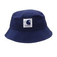 Ron Herman × Carhartt × STARTER BUCKET HAT NAVY画像
