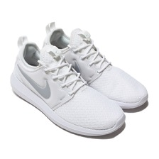 NIKE W ROSHE TWO WHITE/WHITE-WOLF GREY 844931-101画像