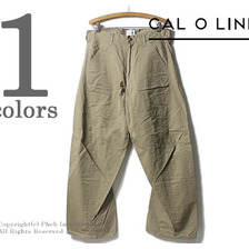 CAL O LINE BARREL CHINO PAINTER PANTS CL171-024画像