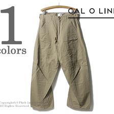 CAL O LINE BARREL CHINO PAINTER PANTS CL171-024画像