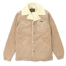 Ron Herman × Wrangler Corduroy Concho Ranch Jacket BEIGE画像