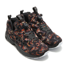 Reebok INSTAPUMP FURY ROAD TK CALL/WILD ORANGE/WHITE BD4959画像