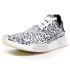 "adidas NMD R1 PK ""ZEBRA PACK"" ""LIMITED EDITION"" WHT/BLK BZ0219画像"