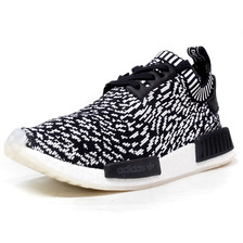 "adidas NMD R1 PK ""ZEBRA PACK"" ""LIMITED EDITION"" BLK/WHT BY3013画像"