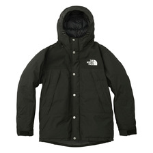 THE NORTH FACE MOUNTAIN DOWN JKT BLACK ND91737画像