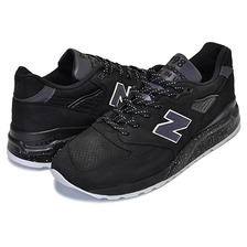 new balance M998ABK BLACK MADE IN U.S.A.画像