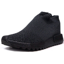 """adidas NMD CS1 PK """"ANKOKU TOSHI JUTSU"""" """"THE GOOD WILL OUT"""" """"LIMITED EDITION for CONSORTIUM"""" BLK/GRY/BLK BB5994画像"""