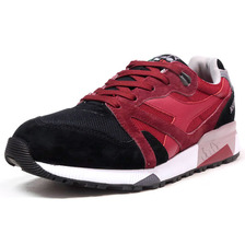 """DIADORA N9000 ITALIA """"made in ITALY"""" """"LIMITED EDITION"""" RED/BLK/GRY 170468-C7094画像"""