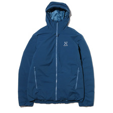 HAGLOFS LEAN DOWN JACKET MEN BLUE INK 603408画像