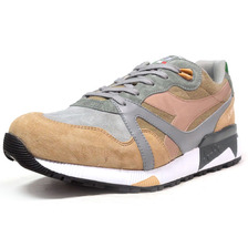 "DIADORA N9000 ITA ALPINI ""ALPINI PACK"" ""made in ITALY"" ""LIMITED EDITION"" BGE/GRY/OLV/GRN 172304-70142画像"