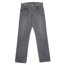 orslow STANDARD DENIM 5POCKET BLACK DENIM STONE 01-1050-D61STONE画像