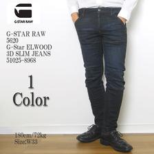 abf9007bac2e G-STAR RAW 5620 G-STAR ELWOOD 3D SLIM JEANS 51025-8968ジースターロウ ジーンズ メンズ