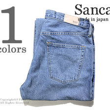 Sanca BLEACH DENIM TPD S18SPT01画像