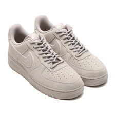 NIKE AIR FORCE 1 '07 LV8 SUEDE MOON PARTICLE/MOON PARTICLE-SEPIA STONE AA1117-201画像