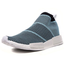 "adidas NMD CS1 PARLEY PK ""Parley for the Oceans"" SAX/BLK/WHT AC8597画像"