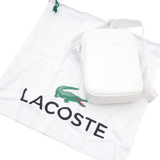 Supreme × LACOSTE Shoulder Bag WHITE画像