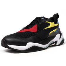 """PUMA THUNDER SPECTRA """"LIMITED EDITION for CREAM"""" BLK/RED/YEL/L.BLU/E.GRN/WHT 367516-01画像"""