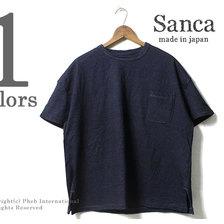 Sanca INDIGO POCKET CREW S18STS06画像