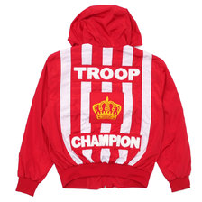 TROOP CHAMPION WINDBREAKER RED画像