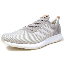 "adidas PUREBOOST DPR SOLEBOX ""ITALIAN LEATHERS PACK"" ""solebox"" ""LIMITED EDITION for CONSORTIUM"" BGE/GRY/WHT B27992画像"