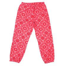 Supreme Bandana Track Pant RED画像