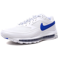 "NIKE AIR MAX 97/BW/SKEPTA ""SKEPTA"" ""LIMITED EDITION for NONFUTURE"" WHT/BLU/RED AO2113-10画像"
