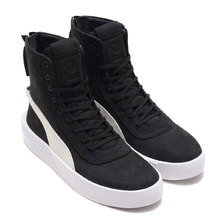 PUMA XO PARALLEL PUMA BLACK-PUMA WHITE 365039-05画像