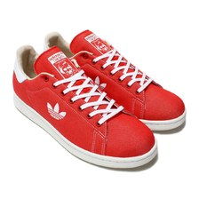 adidas Originals Stan Smith Scarlet/Running White/Clear Brown B37894画像