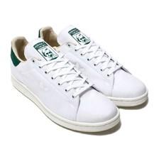 adidas Originals Stan Smith Running White/Running White/Collegeate Green D96737画像