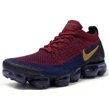 "NIKE AIR VAPORMAX FLYKNIT 2 ""LIMITED EDITION for RUNNING FLYKNIT"" BGD/NVY/BLK/GLD 942842-604画像"