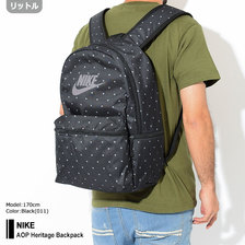 NIKE AOP Heritage Backpack BA5761画像