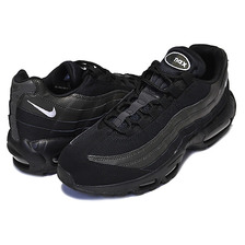 NIKE AIR MAX 95 ESSENTIAL black/white-sequoia 749766-034画像