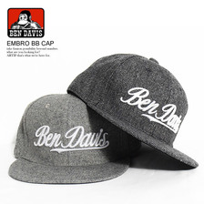 BEN DAVIS EMBRO BB CAP BDW-9468画像