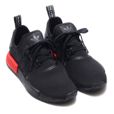 adidas Originals NMD_R1 CORE BLACK/CORE BLACK/RUSH RED B37618画像